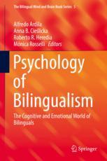 Psychology of Bilingualism