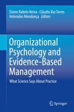 Organizational Psychology and Evidence-Based Management