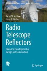 Radio Telescope Reflectors