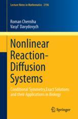 Nonlinear Reaction-Diffusion Systems