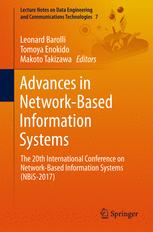 Advances in Network-Based Information Systems