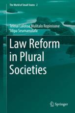 Law Reform in Plural Societies
