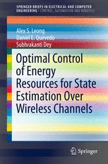 Optimal Control of Energy Resources for State Estimation Over Wireless Channels