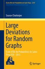 Large Deviations for Random Graphs