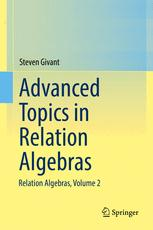Advanced Topics in Relation Algebras