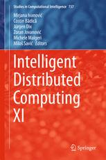 Intelligent Distributed Computing XI