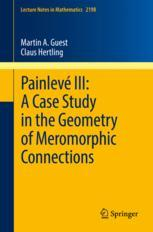Painlevé III: A Case Study in the Geometry of Meromorphic Connections