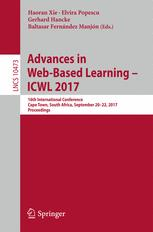 Advances in Web-Based Learning – ICWL 2017