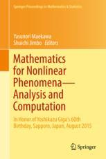 Mathematics for Nonlinear Phenomena — Analysis and Computation