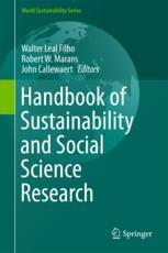 Handbook of Sustainability and Social Science Research :