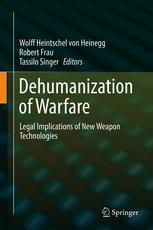 Dehumanization of Warfare