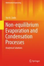 Non-equilibrium Evaporation and Condensation Processes