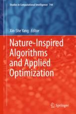 Nature-Inspired Algorithms and Applied Optimization :