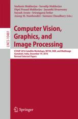 Computer Vision, Graphics, and Image Processing
