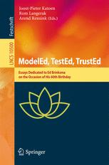 ModelEd, TestEd, TrustEd