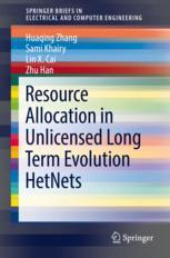 Resource Allocation in Unlicensed Long Term Evolution HetNets