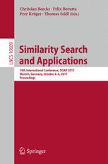 Similarity Search and Applications