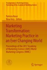 Marketing Transformation: Marketing Practice in an Ever Changing World