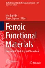Ferroic Functional Materials