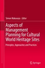 Aspects of Management Planning for Cultural World Heritage Sites