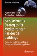 Passive Energy Strategies for Mediterranean Residential Buildings