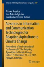Advances in Information and Communication Technologies for Adapting Agriculture to Climate Change
