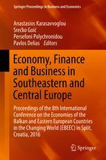 Economy, Finance and Business in Southeastern and Central Europe
