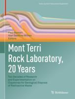 Mont Terri Rock Laboratory, 20 Years