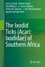 The Ixodid Ticks (Acari: Ixodidae) of Southern Africa