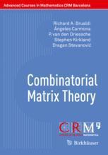 Combinatorial Matrix Theory