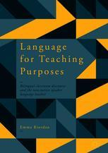 Language for Teaching Purposes