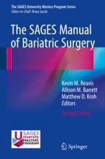 The SAGES Manual of Bariatric Surgery