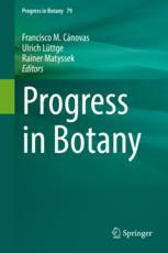 Progress in Botany Vol. 79 :