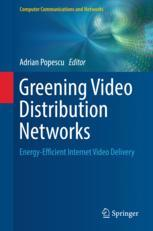 Greening Video Distribution Networks