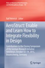 AeroStruct: Enable and Learn How to Integrate Flexibility in Design