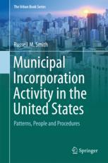 Municipal Incorporation Activity in the United States