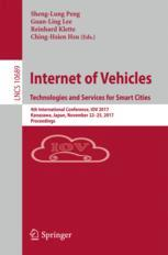 Internet of Vehicles. Technologies and Services for Smart Cities