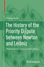 The History of the Priority Di∫pute between Newton and Leibniz