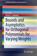 Bounds and Asymptotics for Orthogonal Polynomials for Varying Weights