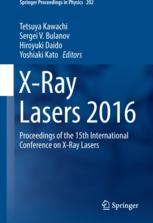 X-Ray Lasers 2016