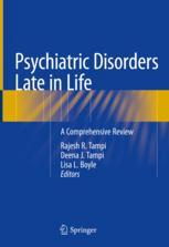 Psychiatric Disorders Late in Life