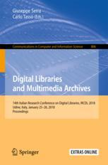 Digital Libraries and Multimedia Archives