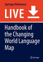 Handbook of the Changing World Language Map