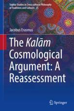 The Kalām Cosmological Argument:  A Reassessment