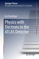Physics with Electrons in the ATLAS Detector