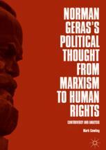 Norman Geras's Political Thought from Marxism to Human Rights