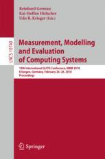 Measurement, Modelling and Evaluation of Computing Systems