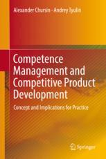 Competence Management and Competitive Product Development