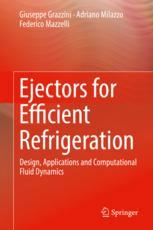 Ejectors for Efficient Refrigeration