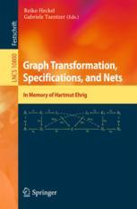 Graph Transformation, Specifications, and Nets